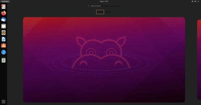 01-Vista-de-Actividades-en-Ubuntu-21.10-Impish-Indri-768×400